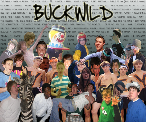 Buckwild Coverart